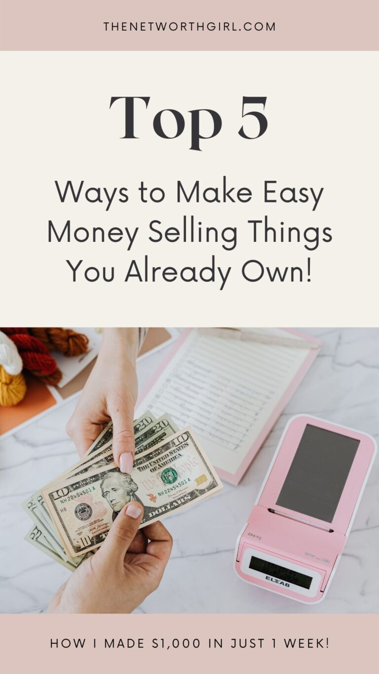 top-5-things-sell-make-money